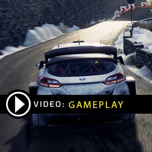 WRC 8 FIA World Rally Championship Gameplay Video