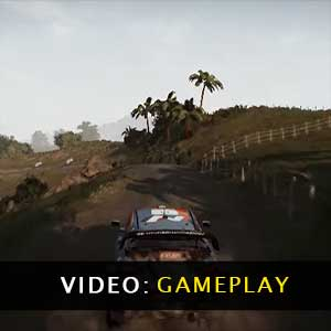 WRC 9 Gameplay Video
