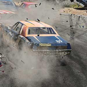 Wreckfest Choque de coches