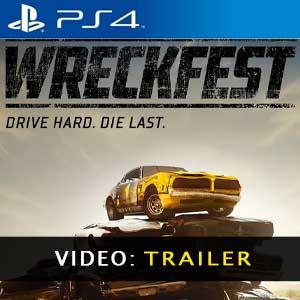 Wreckfest Vídeo del tráiler