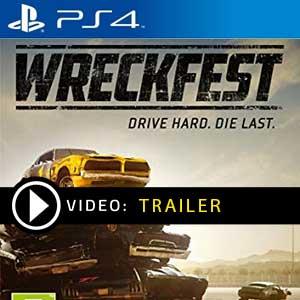 Wreckfest PS4 Precios Digitales o Edición Física