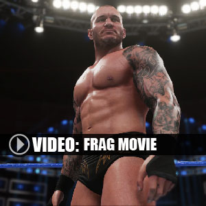 WWE 2K18 Frag Movie