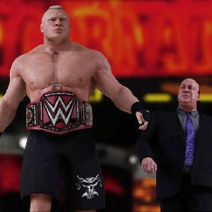WWE 2k18 Gameplay Image