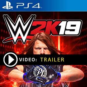 WWE 2K19 PS4 Precios Digitales o Edición Física