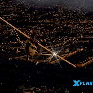 simulación de vuelo realista