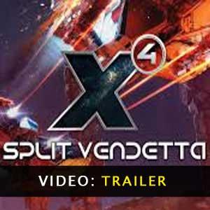 Comprar X4 Split Vendetta CD Key Comparar Precios