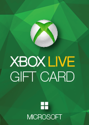 Tarjeta regalo Xbox Países Bajos