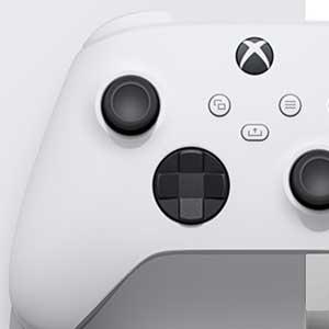 Consola y controlador de la serie S de Xbox