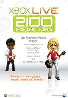 2100 Microsoft Points