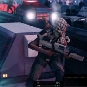 XCOM 2 Disparar arma