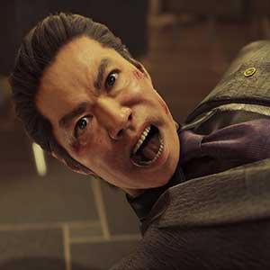 Yakuza como un dragón Estación de Policía de Kamuro
