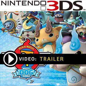 YO-KAI WATCH Blasters White Dog Squad Nintendo 3DS Prices Digital or Box Edition