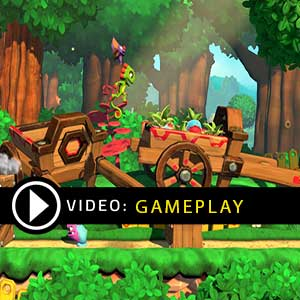 Yooka-Laylee and the Impossible Lair Nintendo Switch Gameplay Video