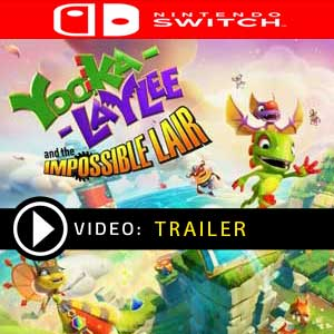 Yooka-Laylee and the Impossible Lair Nintendo Switch Prices Digital or Box Edition
