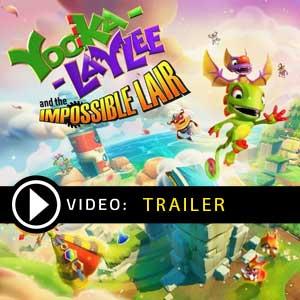 Comprar Yooka-Laylee and the Impossible Lair CD Key Comparar Precios