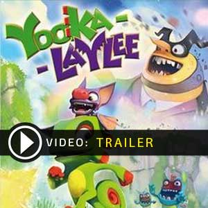 Comprar Yooka-Laylee CD Key Comparar Precios