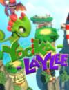 Yooka Laylee Parche Soluciona problemas, y sera disponible el día del lanzamiento en PC
