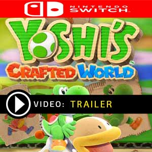 Comprar Yoshi's Crafted World Nintendo Switch Barato comparar precios