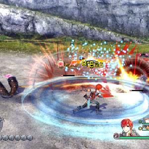YS 8 Lacrimosa of DANA Game Environment