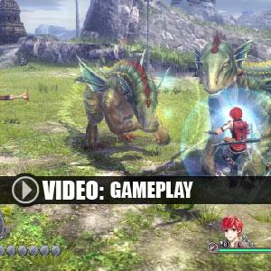 YS 8 Lacrimosa of DANA Gameplay Video