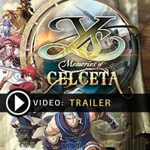 Comprar YS Memories of Celceta CD Key Comparar Precios