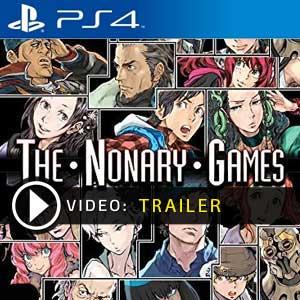 Zero Escape The Nonary Games PS4 Precios Digitales o Edición Física