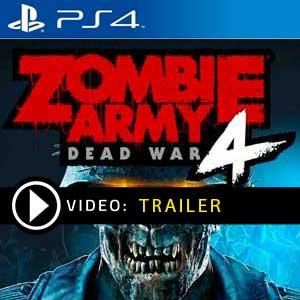 Comprar Zombie Army 4 Dead War PS4 Barato Comparar Precios