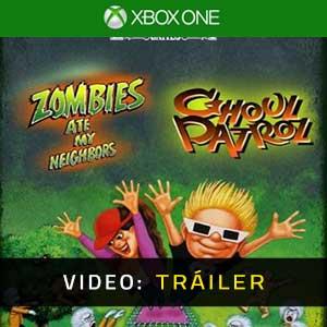 Zombies Ate My Neighbors and Ghoul Patrol Xbox One Tráiler En Vídeo